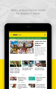 BBC Sport Screenshot 22