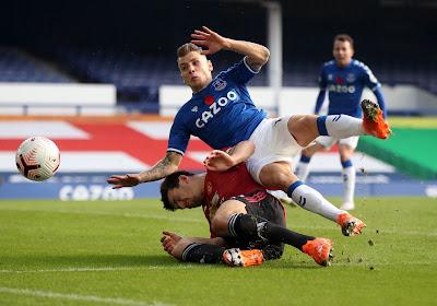 Coup dur pour Everton