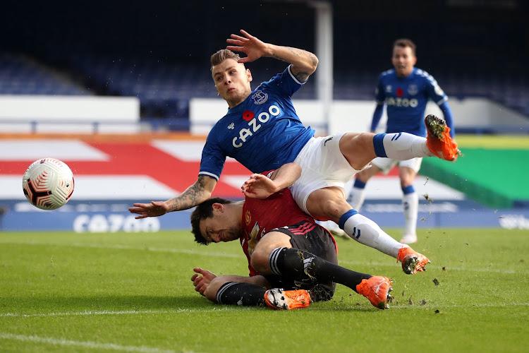 Le verdict est tombé pour Lucas Digne — Everton
