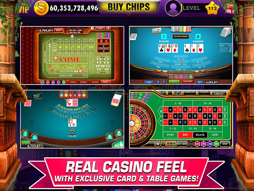 Slots : FREE Vegas Slot Machines - 7Heart Casino! 1.71 screenshots 22