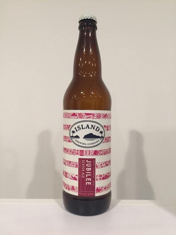 Logo of Island Brewing Company Jubilee Ale