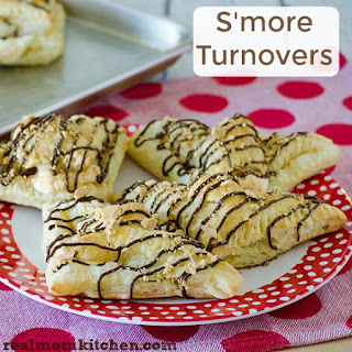 S'more Turnovers