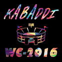 Kabaddi 2016 Live Updates icon