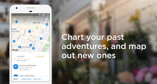 Foursquare Swarm: Check In  screenshots 5