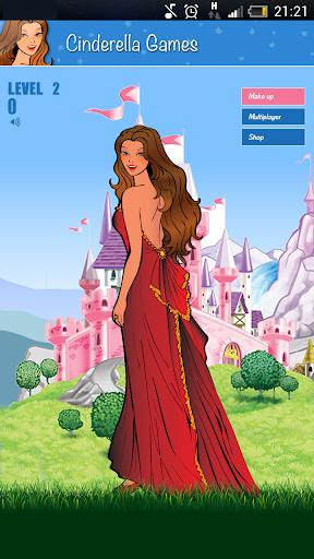 玩街機App|灰姑娘公主遊戲免費|APP試玩