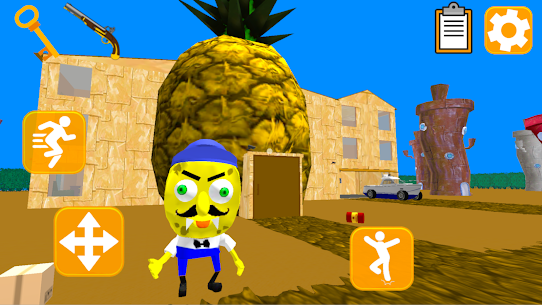 Sponge Neighbor Escape 3D App Download For Android and iPhone 3