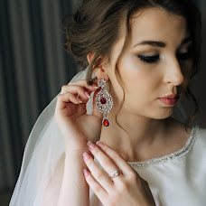 Wedding photographer Vyacheslav Kuzin (KuzinART). Photo of 20.03.2018