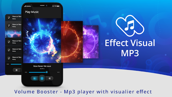 Volume Booster – Music Player with Equalizer Apk by hipac