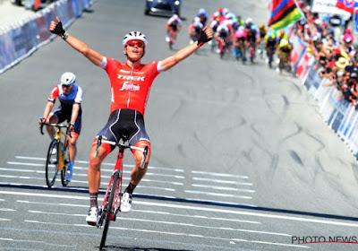 Ewan en Sagan komen te laat, ploegmaat van Jasper Stuyven viert feest in de Ronde van Californië