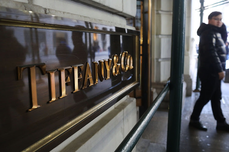 New York-based Tiffany & Co is planning to open stores in India via a joint venture with Reliance Industries. Picture: GETTY IMAGES