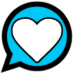 Chat Love Messenger Icon