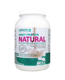 Strength Whey Protein Natural