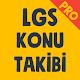 LGS 2020 Konu Takibi ve Widget PRO 3000 Soru