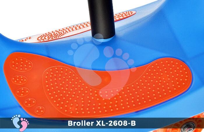 Xe lắc tay trẻ em Broller XL-2608B 6