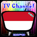 Info TV Channel Indonesia HD icon