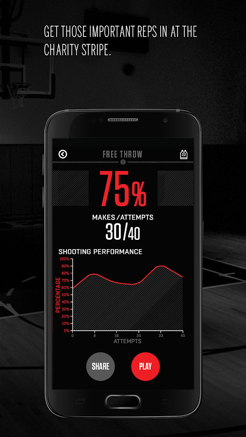 WILSON X BASKETBALL- screenshot