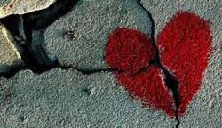 Photo: Corazón roto