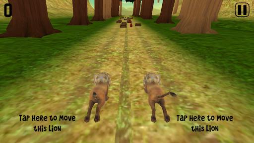 Lion-Hunting Race