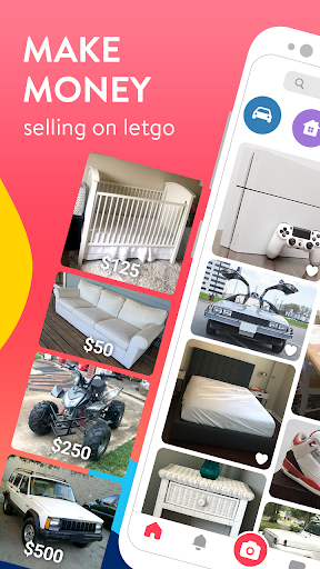 Screenshot for letgo: Buy & Sell Used Stuff, Cars, Furniture in United States Play Store