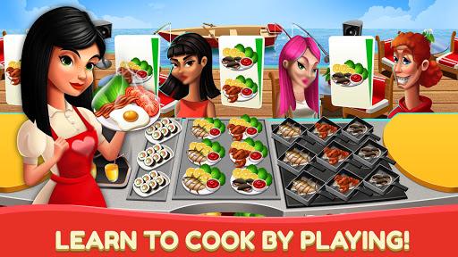 Kitchen Fever - Food Cooking Games & Restaurant 1.0 screenshots 1
