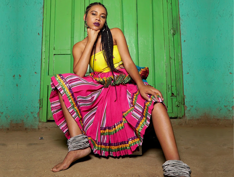 798f26204d39d Sho Madjozi s secret to global success  I make music for people in Limpopo