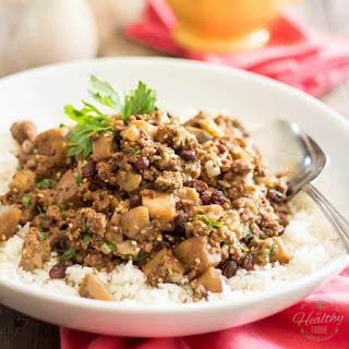 Creamy Lamb and Eggplant Casserole Recipe