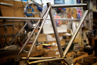 Photo: Spent more intimate moments with the D-Plus before it's machined, polished, and painted.