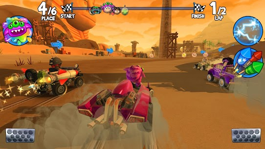 Beach Buggy Racing 2 MOD Apk (Free Shopping) 2