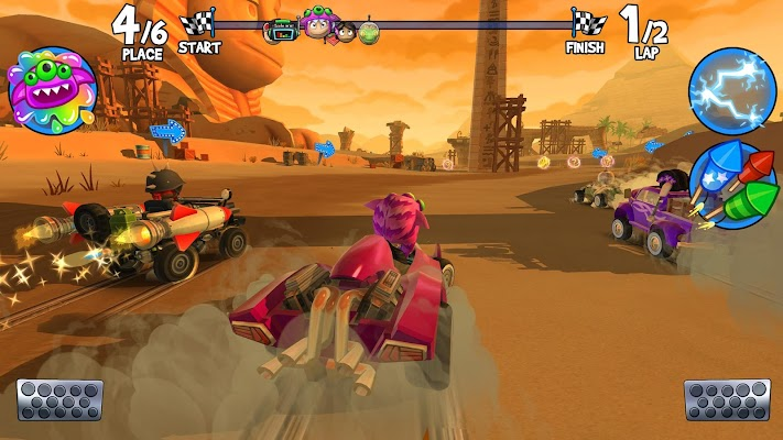 Beach Buggy Racing 2 Screenshot Image