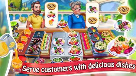 Cooking Day - Top Restaurant Game APK screenshot thumbnail 1