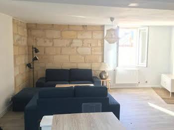 Appartement meublé 3 pièces 56,04 m2