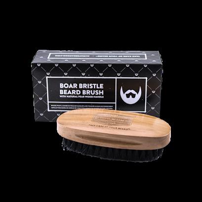 Boar Bristle Beard Brush