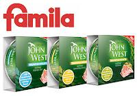 Angebot für John West No Drain im Supermarkt NORMA