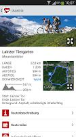 Screenshot of iAustria - The Travel Guide.
