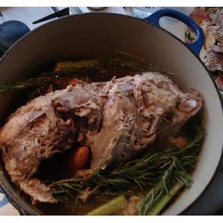 Roast Turkey Stock.