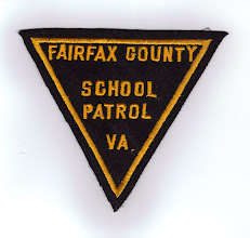 Photo: Fairfax County Police School Patrol (Defunct)