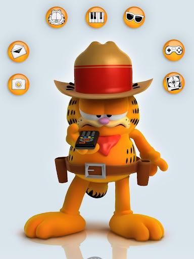 Talking Garfield screenshots 8