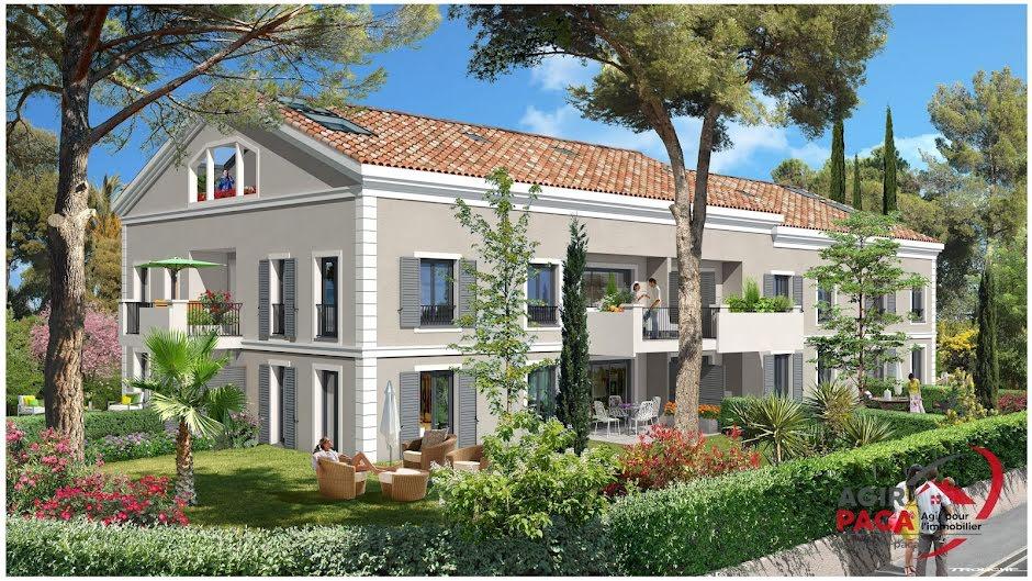 Vente appartement 3 pièces 75.8 m² à Saint-raphael (83700), 364 000 €