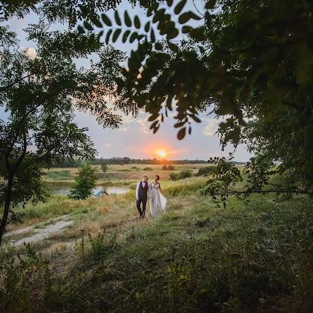 Свадебный фотограф Дарья Агафонова (dariaagaf). Фотография от 02.01.2018
