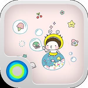 Bebe Bubbles - Hola Theme