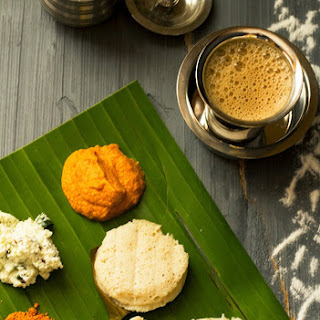 Brown Rice Kanchipuram Idli