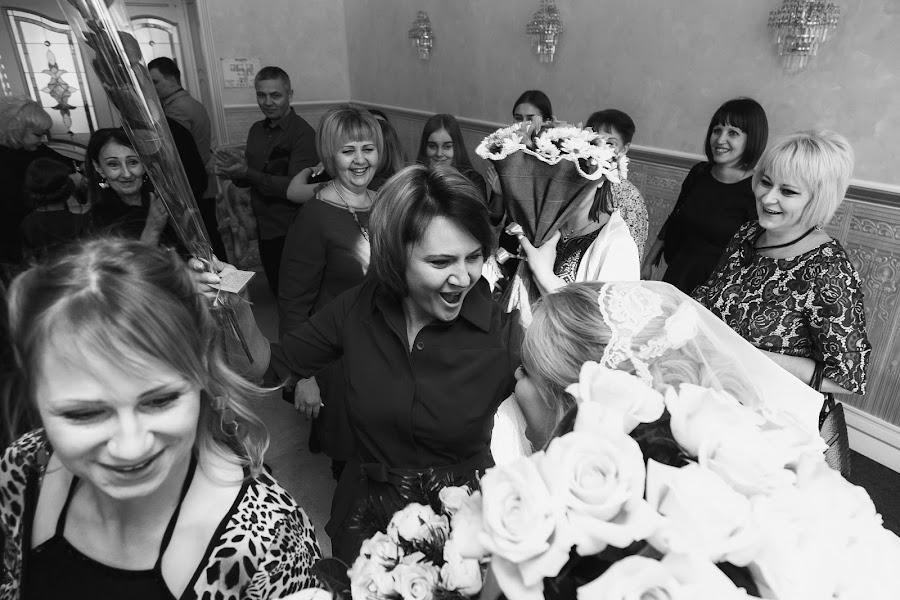Свадебный фотограф Данила Данилов (DanilaDanilov). Фотография от 12.01.2018