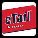 eTail Canada 2016 icon