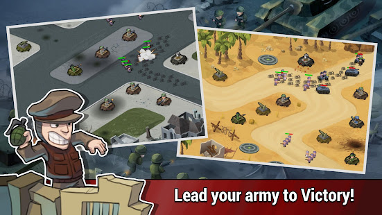 Download World War II Defense For PC Windows and Mac apk screenshot 4