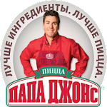 Papa Johns Russia Icon