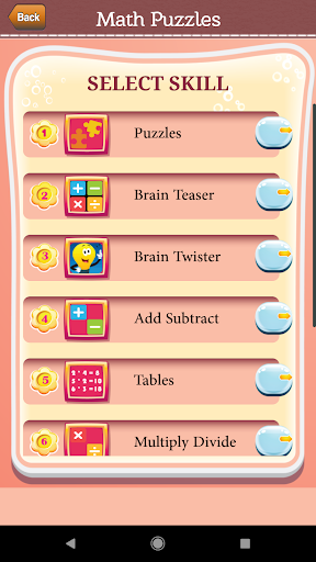 Math Puzzles  screenshots 1