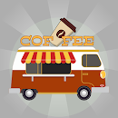 Idle Coffee Maker - Coffee Van Simulator Clicker icon