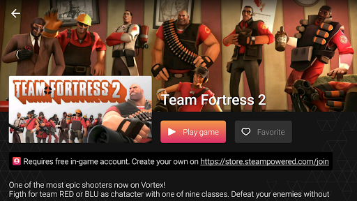 Vortex Cloud Gaming  8