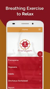 7pranayama – Yoga Daily Breath Fitness Yoga & Calm App Download For Android and iPhone 6