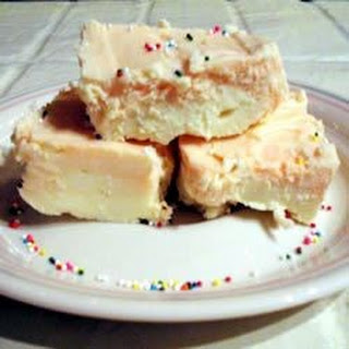 Creamy Orange Fudge